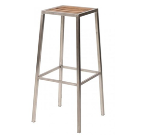 Bar Stool with no Back Rest | Carlie