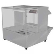 Woodsons 2 Module Hot Food Display | W.HFSQ22