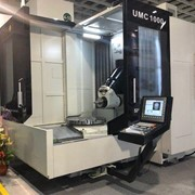 Machining Centres | Large Capacity Five Axis
