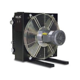 Air Oil Cooler with AC Motor | ULAC Series