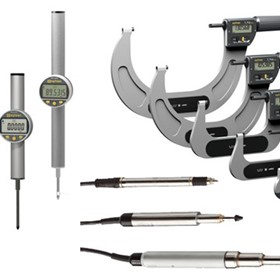 Sylvac Digital Measuring Instruments Range