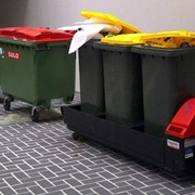 Sitecraft Logistec Bin Trucks | Bin Lifters