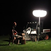 Orb | Led Lighting | 800W - 400W - 200W Led Balloon Light Towers