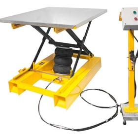 RotoLift Pneumatic Pallet Lift Table/Elevated Platform - PP-1GT