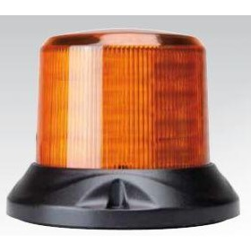 Maxi Revolver LED Beacon | RB167Y Amber Fixed Mount Class 1