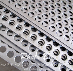 Stainless Steel Perforated Metal and Wire Mesh