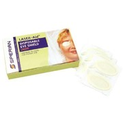 Eye Protectors | Laser Aid Disposable Eye Shields (Box Of 24)