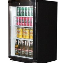 Bar Fridge Dellware J85 Glass Door Commercial Hospitality