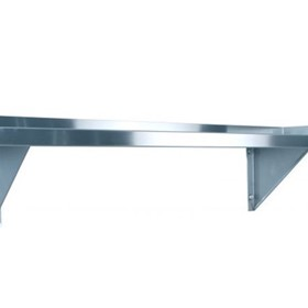 Shelves | KSS 900mm Solid Wall Shelf W/ Brackets