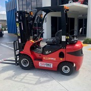 Counterbalanced Forklifts I 1.8T LPG-Petrol Forklift