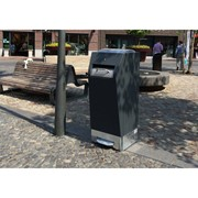 RAY® Solar Powered Waste Compactor Bin
