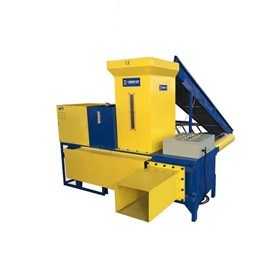 Automatic Bagging Press Machine for Grounded wheat straw