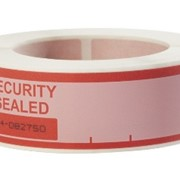 Roll of 250 Security Labels | Tamper Evident