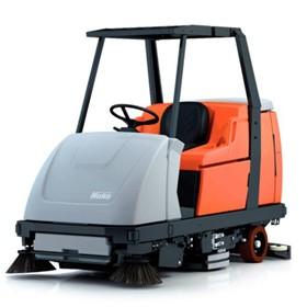 Scrubmaster B310 R CL Industrial Battery Electric Ride-on Scrubber