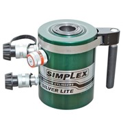 Simplex RACD Series Double Acting Center Hole Aluminum Cylinders