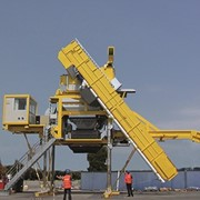 Transportable Asphalt Tower | Batch Plants System | Marini XPRESS 2500