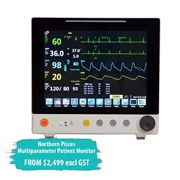 Pisces Multiparameter Patient Monitor