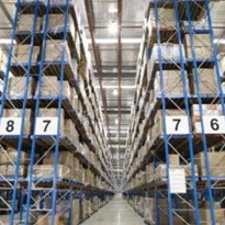 Multiple Brands of Pallet Racking