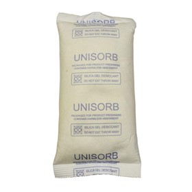 Unisorb Silica Gel Desiccants