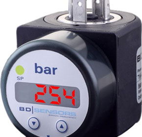 Plug On Display | BD Sensors PA 430