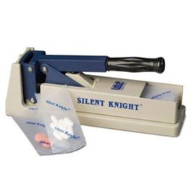 Pill Crusher | The Silent Knight | AMS