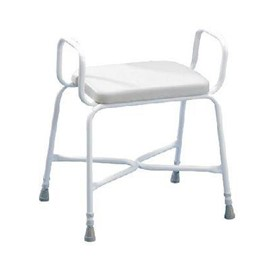 Bariatric Shower Stool, with Arms, no Backrest Homecraft Sherwood