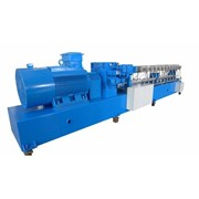 Twin Screw Extruding Machines for Plastics