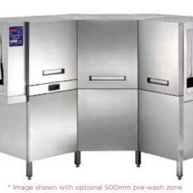 Conveyor Dishwasher - AC2AE Series BLUE LINE ECO2