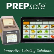 PREPsafe - Preppy Food Safety labeling App Software