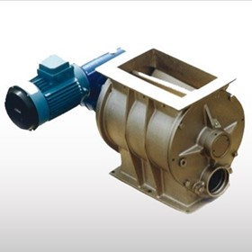 Blow-Through Rotary Valves | RVS