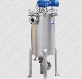 Mechanical-scraping (External Blade) Self-cleaning Filter DFX Series