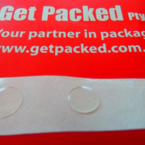 Glue Dots - Sticky Dots - Peelable dots of glue - Glue Dots Brand