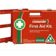 Workplace Response First Aid Kits | Commander - Large Plastic