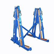 Folding 'A'  Frames | FAF-1800 | For hauling granite, marble and glass