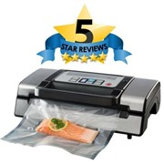 Pro-Line C1 Food Vacuum Sealer Cryovac Machine Double Seal Heavy Duty