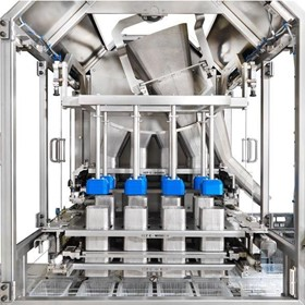 Servo-Controlled Filler | Tramper F-560 | Packaging & Filling Systems