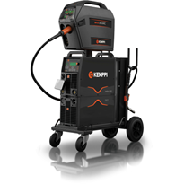 Multi-Process MIG/MAG Welder | FastMig X Intelligent