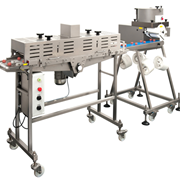 Ball Rolling Food Conveyor Machine | Formatic Econoball