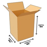 100L Packing Carton and Boxes | BoxNGo