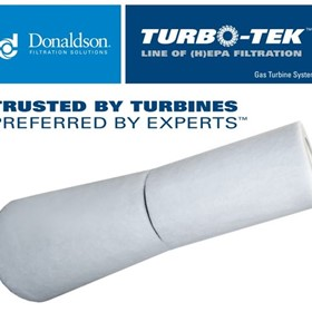 Gas Turbine Filters | Turbo-Tek