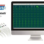 PC Based with ECG Interpretive Software | ECGMAC PE-1202