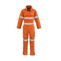 Hi-Vis WorkWear | Syzmik Mens FR Hoop Taped Overall