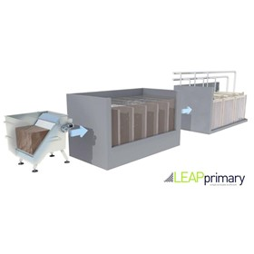 Wastewater Treatment | LEAPprimary Treatment for Membrane Bioreactor