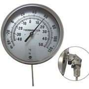 Bimetal Thermometers | Adjustable Angle