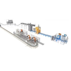 Full Packaging Line Systems