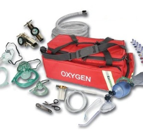 Elite Oxygen & Trauma Response Kit | Ezivent™ 2000