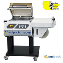 SMIPACK Hood Shrink Wrapper | SL45