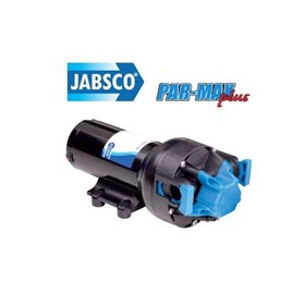 Caravan Pumps - 12V DC High Pressure Pump Jabsco 19 Litre Par Max PLUS