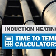NEW - WIA Induction Heating Time to Temp calculators