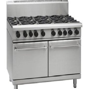 Gas Range Static Oven Waldorf 800 Series RN8820G - 1200mm